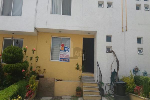 Foto de casa en venta en duraznos, santa maria cuautepec, 54949 fuentes del valle, méx., mexico , santa maría cuautepec, tultitlán, méxico, 12109050 No. 01