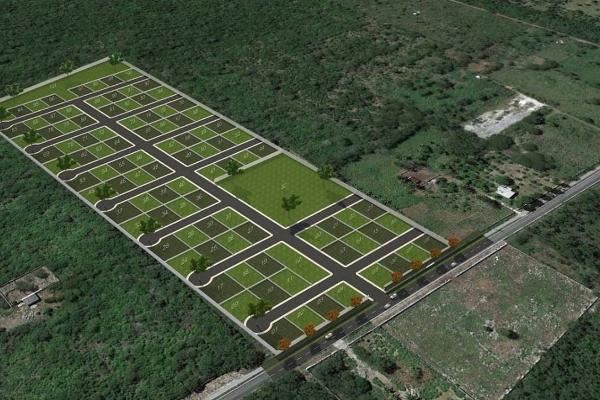 Foto de terreno habitacional en venta en  , dzemul, dzemul, yucatán, 14028548 No. 01