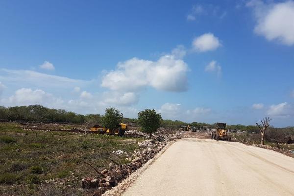 Foto de terreno habitacional en venta en  , dzemul, dzemul, yucatán, 14028548 No. 10