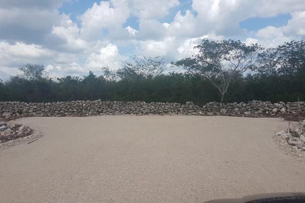 Foto de terreno habitacional en venta en  , dzemul, dzemul, yucatán, 14028548 No. 16