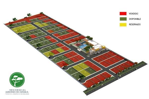 Foto de terreno habitacional en venta en  , dzemul, dzemul, yucatán, 14028548 No. 17
