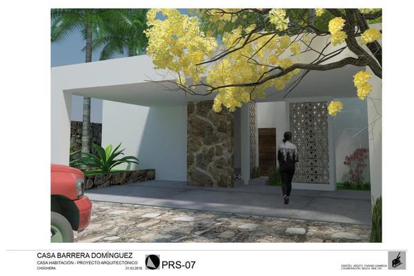 Foto de casa en venta en  , dzibilchaltún, mérida, yucatán, 14038860 No. 05