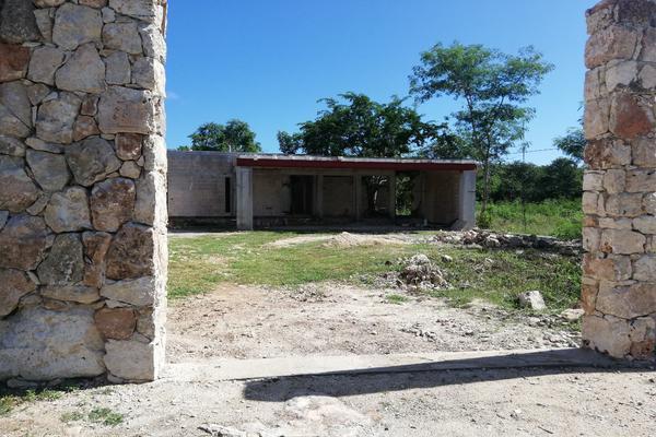 Foto de casa en venta en  , dzibilchaltún, mérida, yucatán, 14038860 No. 14