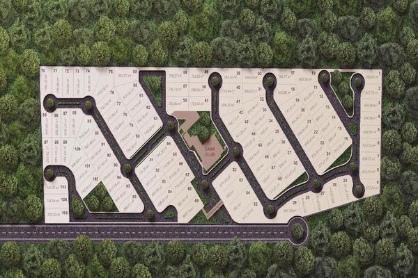 Foto de terreno habitacional en venta en  , dzibilchaltún, mérida, yucatán, 8254942 No. 06