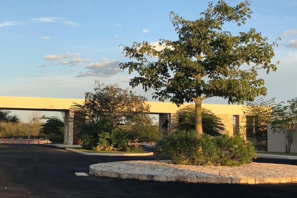 Foto de terreno habitacional en venta en  , dzibilchaltún, mérida, yucatán, 8254942 No. 18