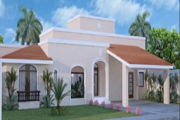 Foto de casa en venta en  , dzidzilché, mérida, yucatán, 11855488 No. 01