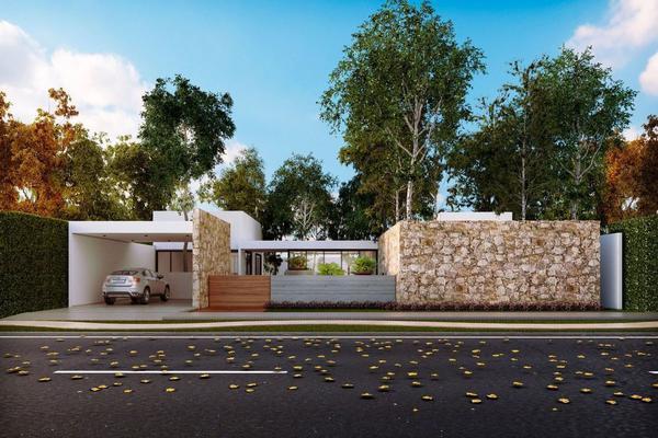 Foto de casa en venta en  , dzidzilché, mérida, yucatán, 15438587 No. 01
