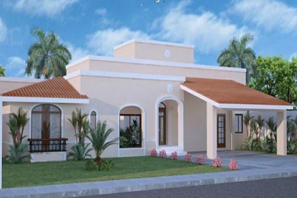 Foto de casa en venta en  , dzidzilché, mérida, yucatán, 19981899 No. 01