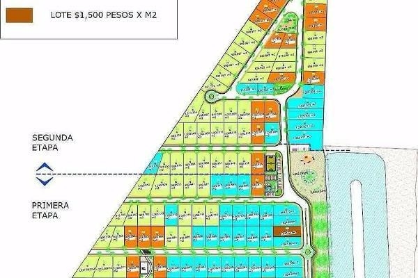 Foto de terreno habitacional en venta en  , dzidzilché, mérida, yucatán, 5812921 No. 04