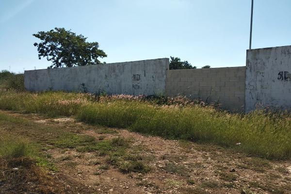 Foto de terreno industrial en venta en dzitya , dzitya, mérida, yucatán, 6149949 No. 01
