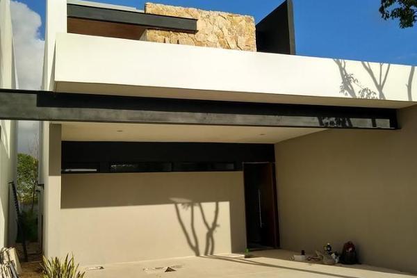 Foto de casa en venta en  , dzitya, mérida, yucatán, 12268401 No. 01