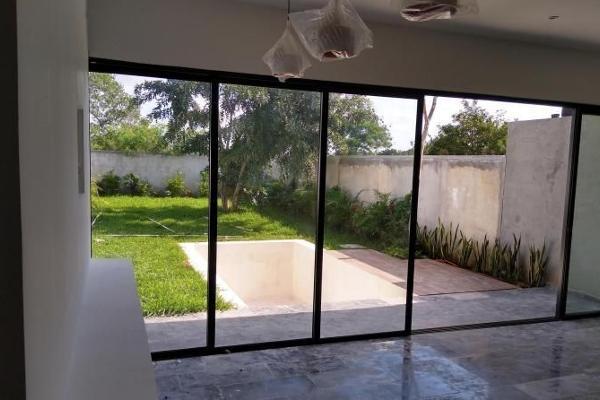 Foto de casa en venta en  , dzitya, mérida, yucatán, 12268401 No. 04