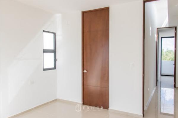 Foto de casa en venta en  , dzitya, mérida, yucatán, 14026511 No. 11