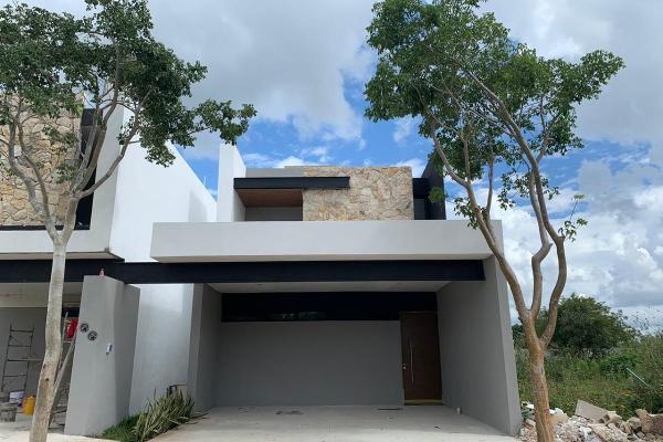 Foto de casa en venta en  , dzitya, mérida, yucatán, 14026527 No. 01
