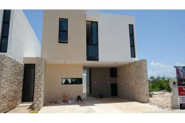 Foto de casa en venta en  , dzitya, mérida, yucatán, 14026535 No. 01