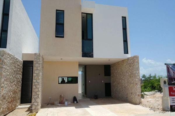 Foto de casa en venta en  , dzitya, mérida, yucatán, 14028488 No. 01