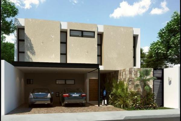 Foto de casa en venta en  , dzitya, mérida, yucatán, 14028496 No. 01