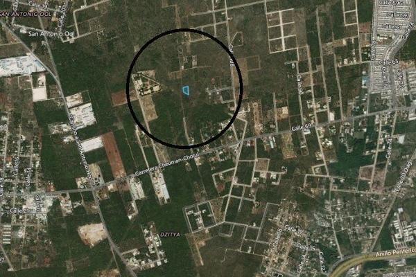 Foto de terreno habitacional en venta en  , dzitya, mérida, yucatán, 14028500 No. 03