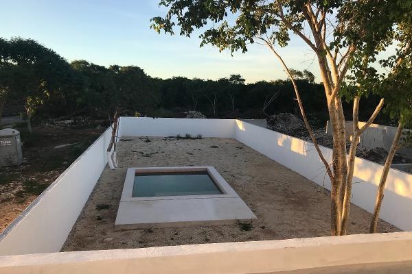 Foto de casa en venta en  , dzitya, mérida, yucatán, 14028504 No. 20
