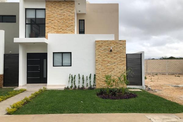 Foto de casa en venta en  , dzitya, mérida, yucatán, 14028516 No. 01
