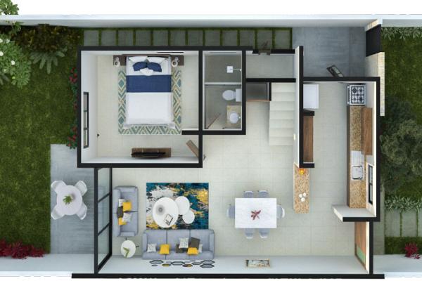 Foto de casa en venta en  , dzitya, mérida, yucatán, 14028516 No. 21
