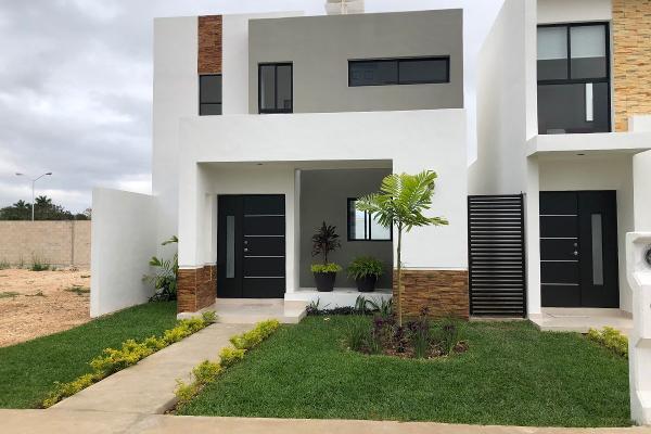 Foto de casa en venta en  , dzitya, mérida, yucatán, 14028532 No. 01