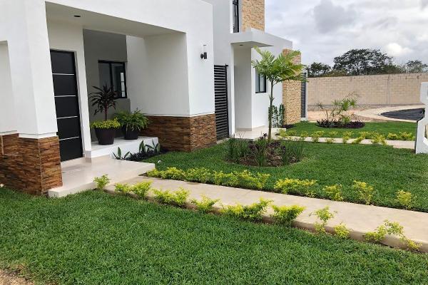 Foto de casa en venta en  , dzitya, mérida, yucatán, 14028532 No. 03