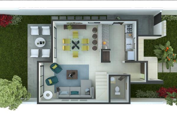 Foto de casa en venta en  , dzitya, mérida, yucatán, 14028532 No. 16