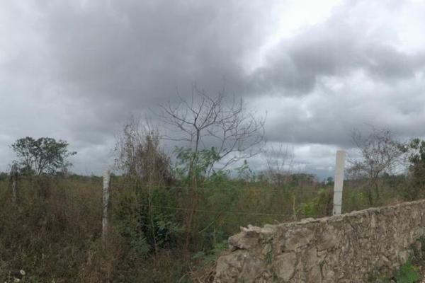 Foto de terreno habitacional en venta en  , dzitya, mérida, yucatán, 14028536 No. 05