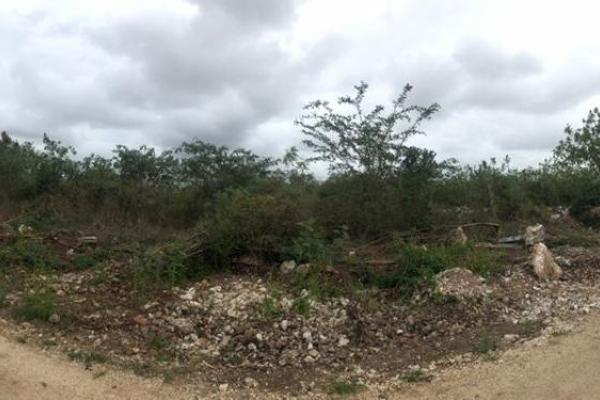 Foto de terreno habitacional en venta en  , dzitya, mérida, yucatán, 14028536 No. 06