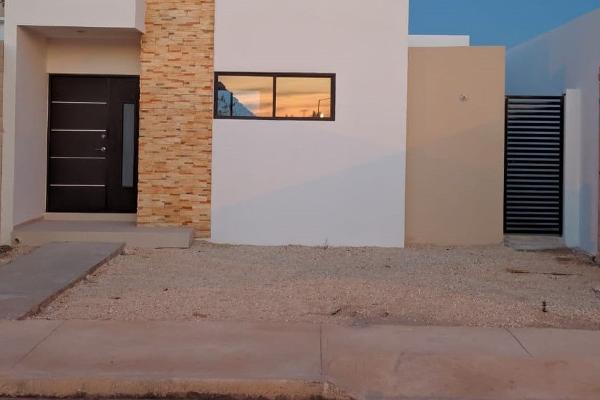 Foto de casa en venta en  , dzitya, mérida, yucatán, 14028540 No. 01