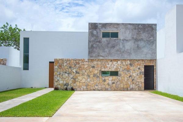 Foto de casa en venta en  , dzitya, mérida, yucatán, 14038926 No. 01