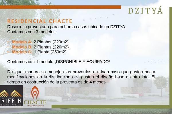 Foto de casa en venta en  , dzitya, mérida, yucatán, 14038926 No. 09