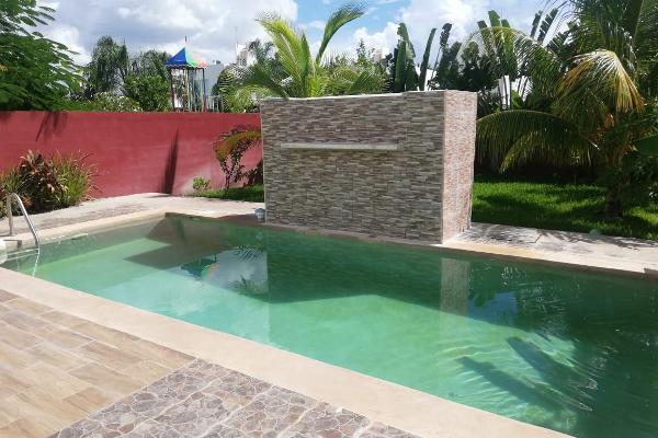 Foto de casa en venta en  , dzitya, mérida, yucatán, 14038946 No. 06