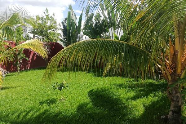 Foto de casa en venta en  , dzitya, mérida, yucatán, 14038946 No. 08