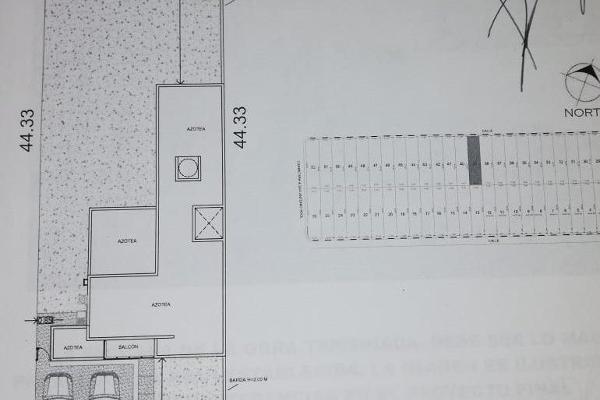 Foto de casa en venta en  , dzitya, mérida, yucatán, 14038946 No. 18
