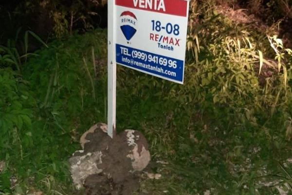 Foto de terreno habitacional en venta en  , dzitya, mérida, yucatán, 3119991 No. 02