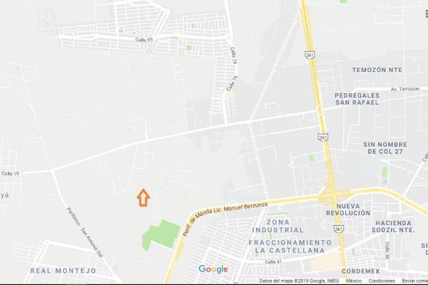 Foto de terreno habitacional en venta en  , dzitya, mérida, yucatán, 3119991 No. 04