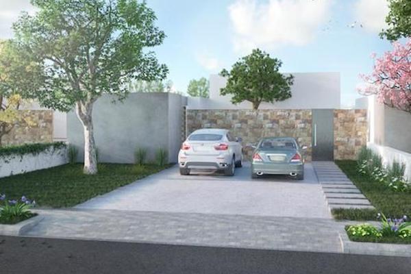 Foto de casa en venta en  , dzitya, mérida, yucatán, 3646117 No. 01