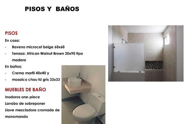 Foto de casa en venta en  , dzitya, mérida, yucatán, 4674935 No. 05