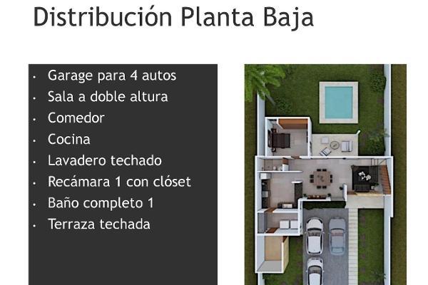 Foto de casa en venta en  , dzitya, mérida, yucatán, 4674935 No. 06