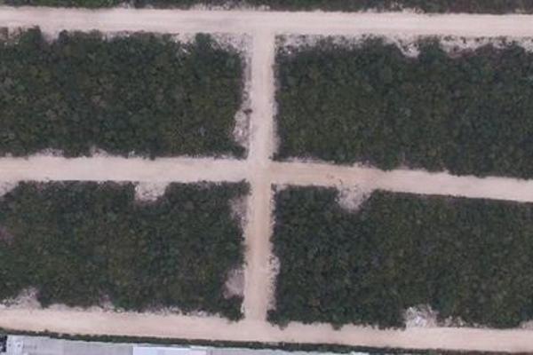 Foto de terreno habitacional en venta en  , dzitya, mérida, yucatán, 5664363 No. 03