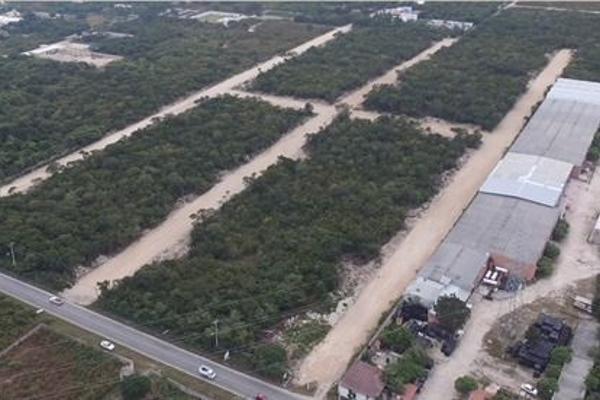 Foto de terreno habitacional en venta en  , dzitya, mérida, yucatán, 5664363 No. 04