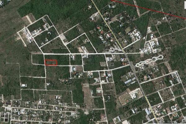 Foto de terreno habitacional en venta en  , dzitya, mérida, yucatán, 5684830 No. 04