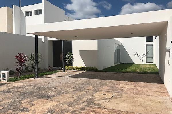 Foto de casa en venta en  , dzitya, mérida, yucatán, 5879665 No. 01