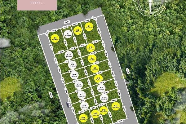 Foto de terreno habitacional en venta en  , dzitya, mérida, yucatán, 5886150 No. 04