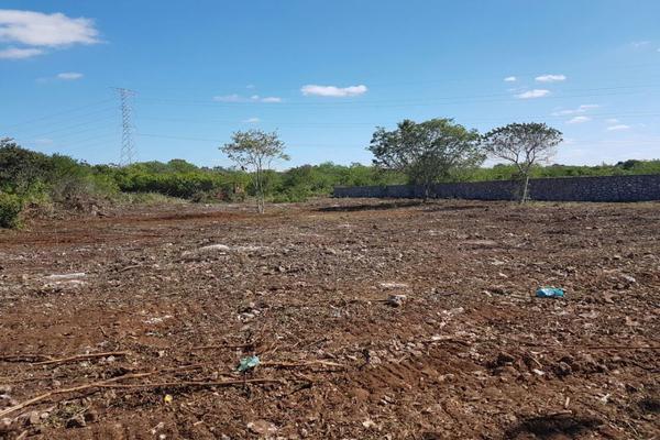 Foto de terreno habitacional en venta en  , dzitya, mérida, yucatán, 5911201 No. 03