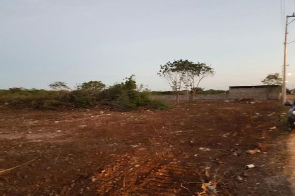 Foto de terreno habitacional en venta en  , dzitya, mérida, yucatán, 5911201 No. 04