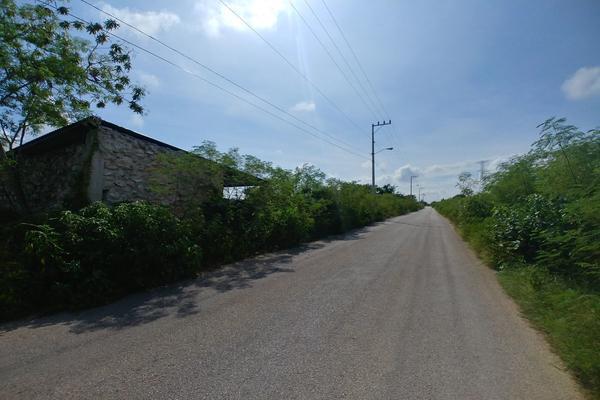 Foto de terreno habitacional en venta en  , dzitya, mérida, yucatán, 5911201 No. 05