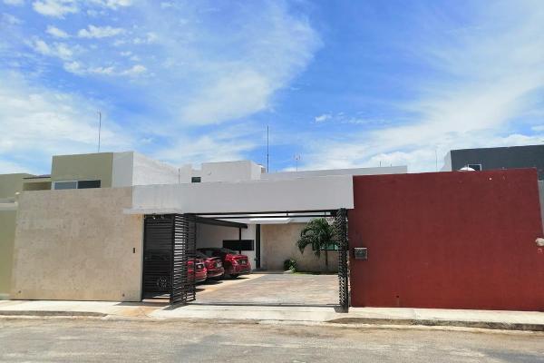 Foto de casa en venta en  , dzitya, mérida, yucatán, 7270729 No. 01